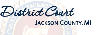 12th District Court | Jackson County, MI