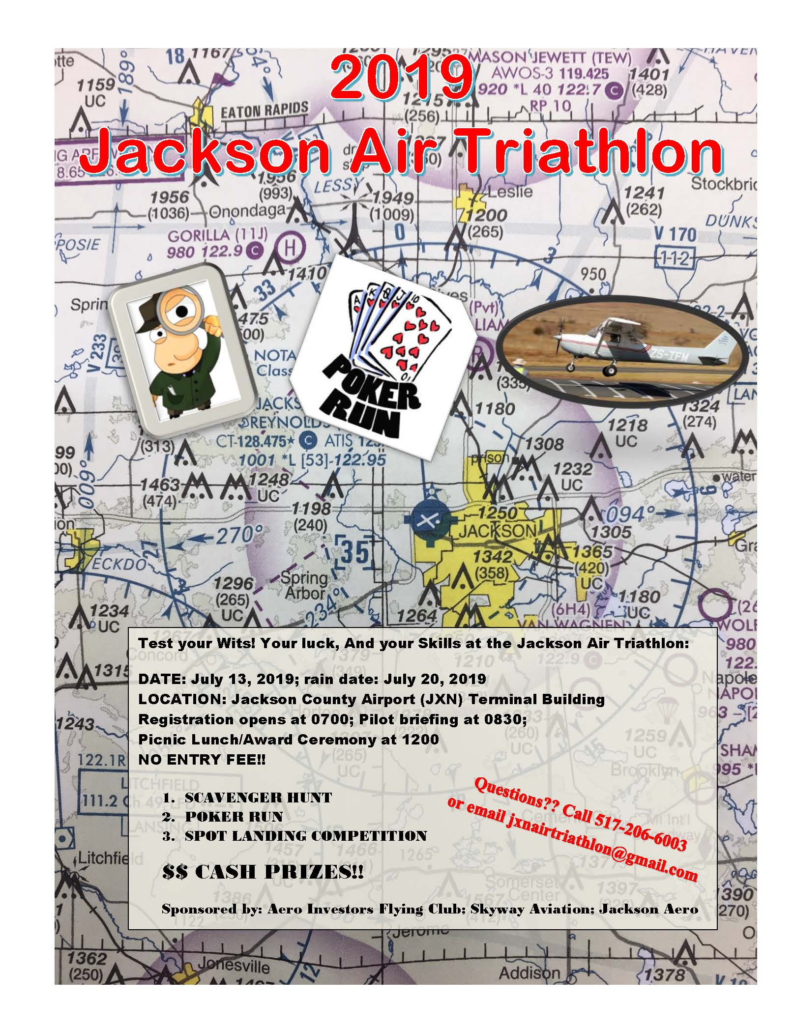 Jackson Air Triathlon 2019